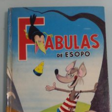 Libros de segunda mano: FABULAS DE ESOPO. Lote 104360459