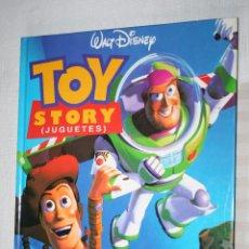 Libros de segunda mano: TOY STORY *** CUENTO INFANTIL DIBUJOS ANIMADOS *** GRANDES ÉXITOS WALT DISNEY *** AÑO 1996 . Lote 104951223