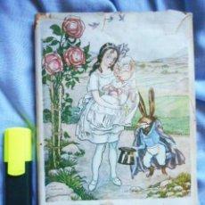 Libros de segunda mano: ALICIA EN EL PAIS DE LAS MARAVILLAS, JUVENTUD , 1942. Lote 105036155