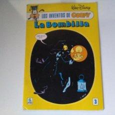 Libros de segunda mano: LOS INVENTOS DE GOOFY 3 - LA BOMBILLA - EDICIONES RECREATIVAS. Lote 105050807
