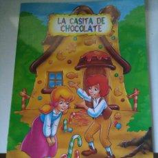Libros de segunda mano: LA CASITA DE CHOCOLATE - SERIE PERGAMINO - COLORINES. Lote 105053679