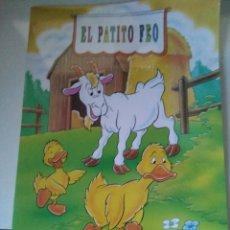 Libros de segunda mano: EL PATITO FEO - SERIE FANTÁSTICA #3 - EDIVAS. Lote 105053763
