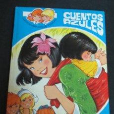 Libros de segunda mano: CUENTOS AZULES Nº 9 ILUSTRADO POR MARÍA PASCUAL EDICIONES TORAY AÑO 1982. Lote 105459235