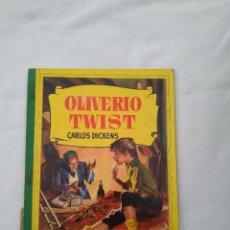 Libros de segunda mano: OLIVEIRO TWIST. CARLOS DICKENS. COLECCIÓN CORINTO. Lote 105613439