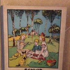 Libros de segunda mano: CUENTOS DE SCHMID. EDITORIAL MAUCCI - BARCELONA 1953. ILUSTRACIONES DE FERNANDEZ COLLADO. Lote 105660347
