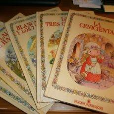 Livros em segunda mão: LOTE 5 CUENTOS - COLECCIÓN BUENAS NOCHES - Nº 1,5,6,7,8 - BRUGUERA - JAN - AÑOS 70 Y 80.. Lote 42225511