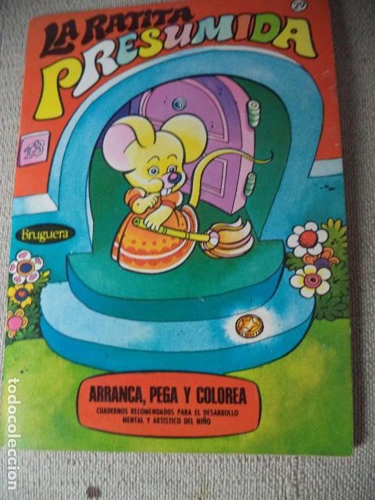 CUENTO - ACTIVIDAD,LA RATITA PRESUMIDA . BRUGUERA. (Libros de Segunda Mano - Literatura Infantil y Juvenil - Cuentos)