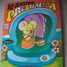 Libros de segunda mano: CUENTO - ACTIVIDAD,LA RATITA PRESUMIDA . BRUGUERA.. Lote 105826947