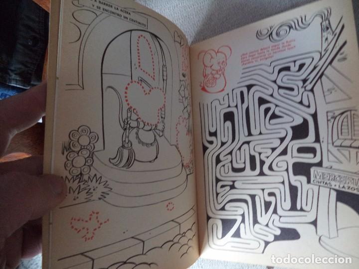Libros de segunda mano: Cuento - actividad,La Ratita Presumida . Bruguera. - Foto 3 - 105826947