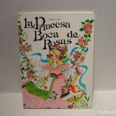 Libros de segunda mano: LA PRINCESA BOCA DE ROSAS - AMELIE GODIN - CARLA RUFFINELLI - EDICIONES PAULINAS 1968. Lote 144061770