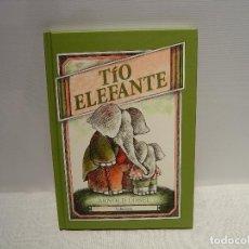 Libros de segunda mano: TÍO ELEFANTE (EN GALLEGO) - ARNOLD LOBEL - KALANDRAKA TRAS OS MONTES - 1ª EDICION 2011. Lote 105863775
