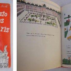 Libros de segunda mano: ESTO ES PARIS. SASEK M. 1967. ED MOLINO. Lote 105962311