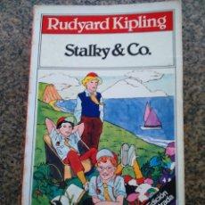 Libros de segunda mano: STALKY & CO. -- RUDYARD KIPLING -- BRUGUERA 1980 --. Lote 106003367