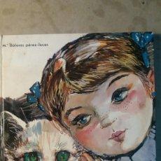 Libros de segunda mano: ALCOY EDITORIAL MARFIL 1968 CUENTO ILUSTRADO POR RAMÓN CASTAÑER PINTOR ALCOYANO.. Lote 106575995