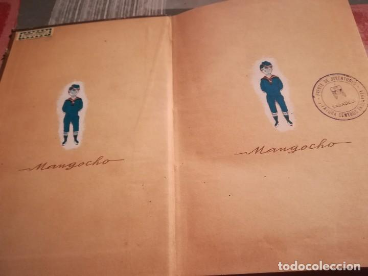 Libros de segunda mano: Mangocho - Constancio C. Vigil - Editorial Atlántida (Buenos Aires) 1947 - Foto 3 - 106578151