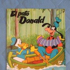 Libros de segunda mano: COLECCION CUENTOS MAGICOS. EL PATO DONALD. 1981. Lote 106611771