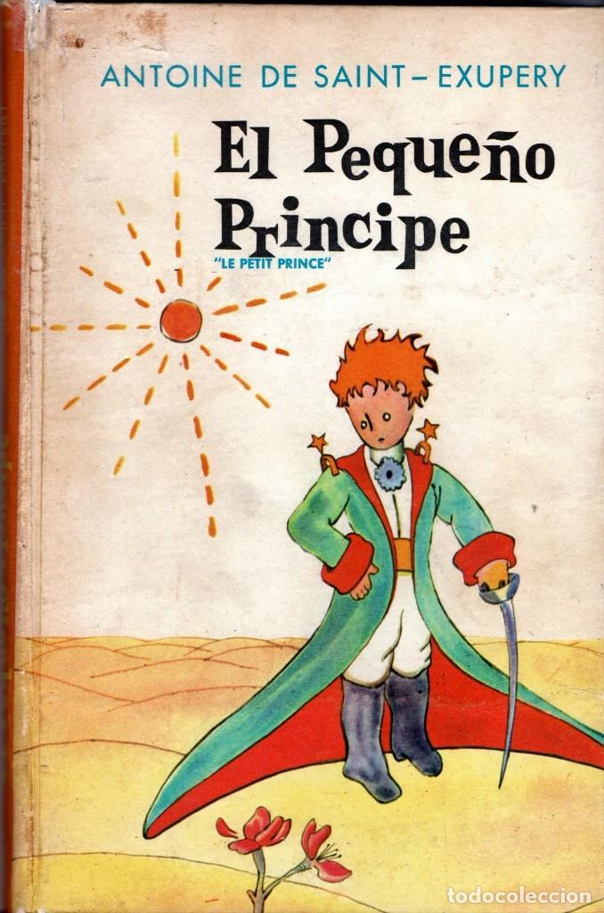 LIBRO-CUENTO, EL PEQUEÑO PRINCIPE,EL PRINCIPITO,AÑO 1966,EDITORIAL DIANA,MEXICO,RARO DE CONSEGUIR (Libros de Segunda Mano - Literatura Infantil y Juvenil - Cuentos)