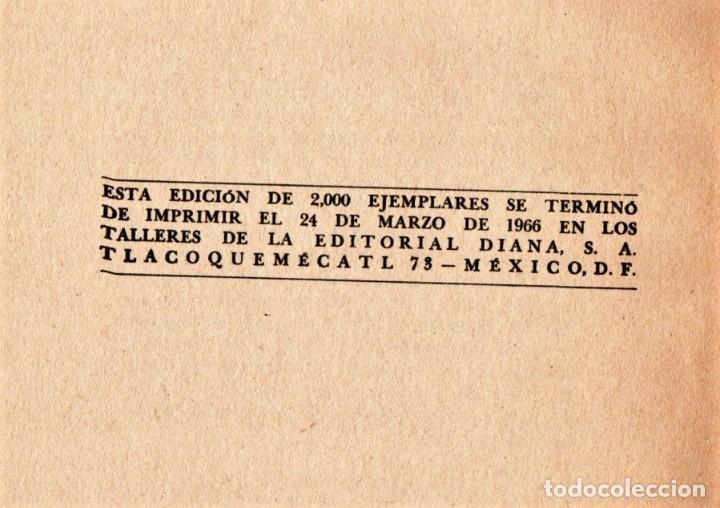 Libros de segunda mano: LIBRO-CUENTO, EL PEQUEÑO PRINCIPE,EL PRINCIPITO,AÑO 1966,EDITORIAL DIANA,MEXICO,RARO DE CONSEGUIR - Foto 5 - 148842902