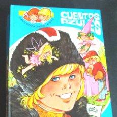Libros de segunda mano - CUENTOS AZULES Nº 8 EUGENIO SOTILLOS MARÍA PASCUAL EDICIONES TORAY AÑO 1981 - 106775043
