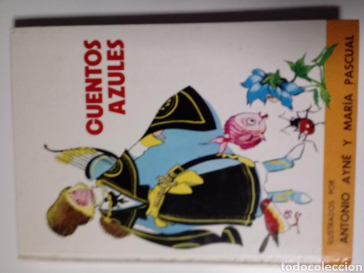 CUENTOS AZULES N°10 TORAY 1977 (Libros de Segunda Mano - Literatura Infantil y Juvenil - Cuentos)