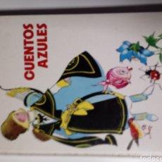 Libros de segunda mano: CUENTOS AZULES N°10 TORAY 1977. Lote 106899208