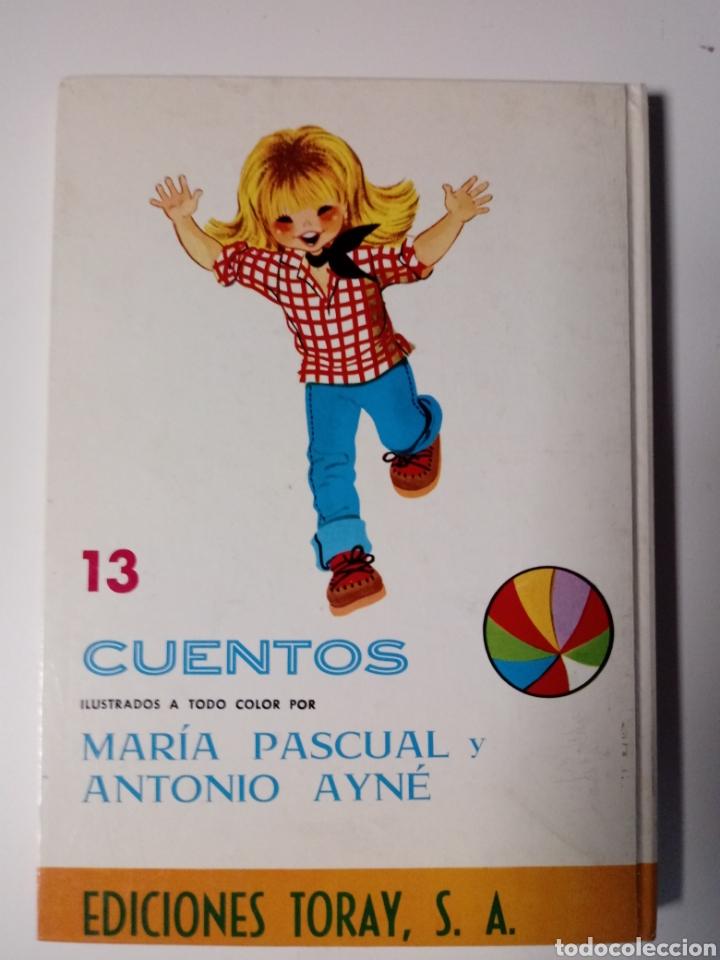 Libros de segunda mano: cuentos azules n°10 toray 1977 - Foto 2 - 106899208