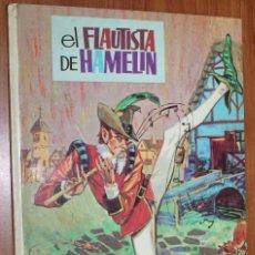 Libros de segunda mano: EL FLAUTISTA DE HAMELIN - EDITORIAL CULTURA Y PROGRESO Nº 6 CYP. Lote 107015803