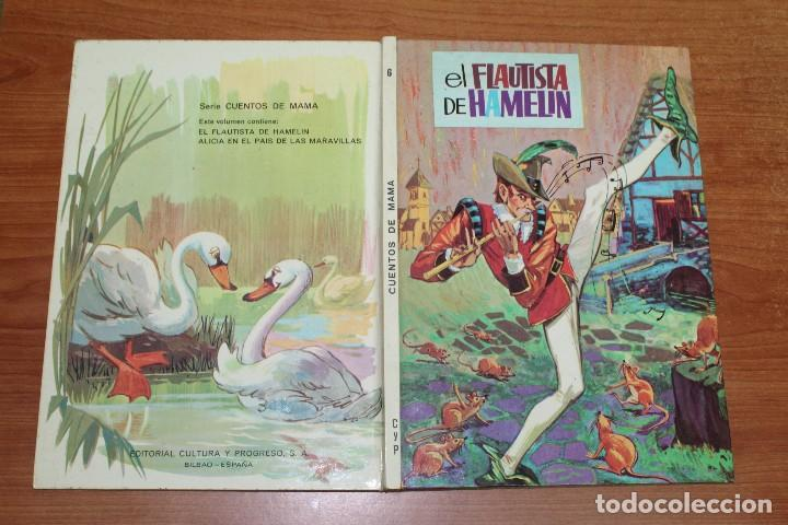 Libros de segunda mano: EL FLAUTISTA DE HAMELIN - EDITORIAL CULTURA Y PROGRESO Nº 6 CYP - Foto 3 - 107015803