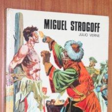 Libros de segunda mano: MIGUEL STROGOFF - JULIO VERNE - SUSAETA. Lote 107016051