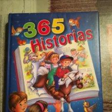 Libros de segunda mano: 365 HISTORIAS - SERVILIBRO. Lote 107020411