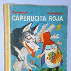 Libros de segunda mano: CAPERUCITA ROJA. Lote 166068590