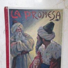 Libros de segunda mano: LA PROMESA Y OTROS - CUENTOS MORALES - 1943 - APOSTOLADO DE LA PRENSA - 60 PAGINAS - 25X19. Lote 107313571