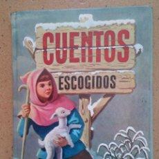 Libros de segunda mano: LIBRO CUENTOS ESCOGIDOS VOLUMEN II SUSAETA . Lote 107316695