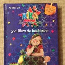 Libros de segunda mano: KIKA SUPERBRUJA Y EL LIBRO DE HECHIZOS, EDICIÓN ESPECIAL CON IMÁGENES DE LA PELICULA, ED. BRUÑO Nº0. Lote 107322491