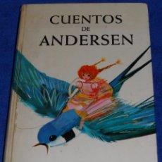 Libros de segunda mano: CUENTOS DE ANDERSEN - ILUSTRADO POR JANUSZ GRABIANSKI - EDITORIAL NOGUER (1977). Lote 174400895