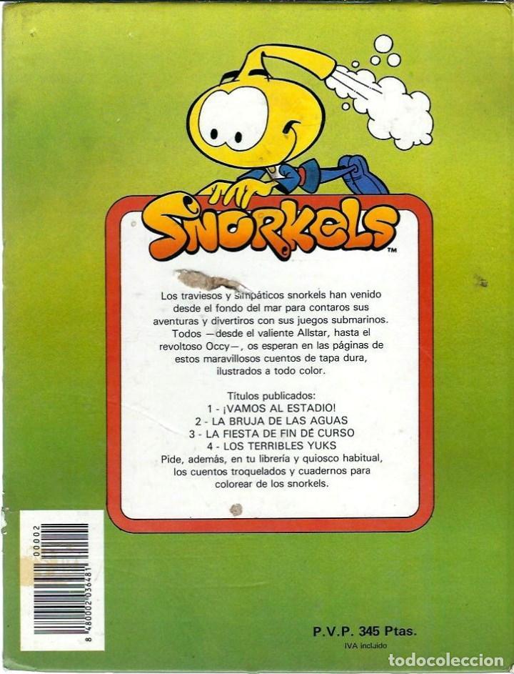 ve15- la bruja de las aguas 1ª edic. de 1986 - Comprar Libros de ...