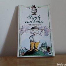 Libros de segunda mano: LIBRO ALTEA BENJAMÍN. EL GATO CON BOTAS. Lote 107942183