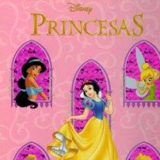 Libros de segunda mano: PRINCESAS, CUENTOS DE DISNEY 2002. Lote 108008051