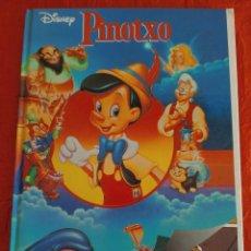 Libros de segunda mano: WALT DISNEY PINOTXO LENGUA CATALANA AÑO 1994 (SE ADMITEN OFERTAS). Lote 108008899