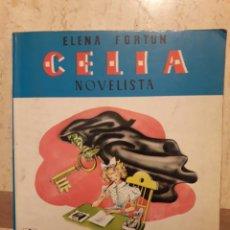 Libros de segunda mano: CELIA. NOVELISTA. AGUILAR 1981. Lote 108016467
