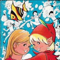 Libros de segunda mano: CUENTOS DE GRIMM - CUARTA SELECCIÓN - MARIA PASCUAL - EDICIONES TORAY - 9ª EDICIÓN, 1982,. Lote 108056411