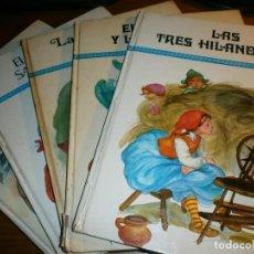 Libros de segunda mano: LOTE 5 LIBROS DE CUENTOS COLECCIÓN AGATA - ILUSTRACIONES DE FERNANDO SAEZ - EDT. SUSAETA, MADRID, 19. Lote 108080139