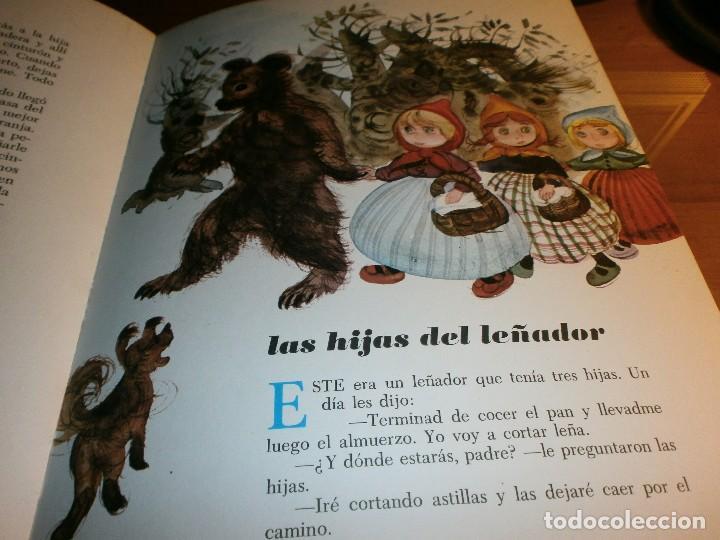 Libros de segunda mano: LOTE 5 LIBROS DE CUENTOS COLECCIÓN AGATA - ILUSTRACIONES DE FERNANDO SAEZ - EDT. SUSAETA, Madrid, 19 - Foto 6 - 108080139