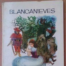 Libros de segunda mano: CUENTO BLANCANIEVES COLECCIÓN RUBÍ . Lote 108385655