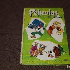 Libros de segunda mano: LIBRO DE PELICULAS TOMO VI WALT DISNEY. ED. JOVIAL (1973). Lote 195146457