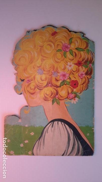 Libros de segunda mano: Cuento troquelado. La guardadora de gansos. Grimm. Il. Maria Pascual. Toray 1967. - Foto 5 - 108803079