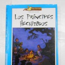Libros de segunda mano: LOS PRINCIPES HECHIZADOS. ALI BABA Y LOS CUARENTA LADRONES. COLECCION FANTASIA. VISOR. TDK326. Lote 108873707