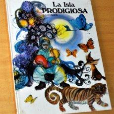 Libros de segunda mano: COLECCIÓN ESMERALDA - LA ISLA PRODIGIOSA, ADAPTACIÓN - EDICIONES SUSAETA - AÑO 1974. Lote 108880511