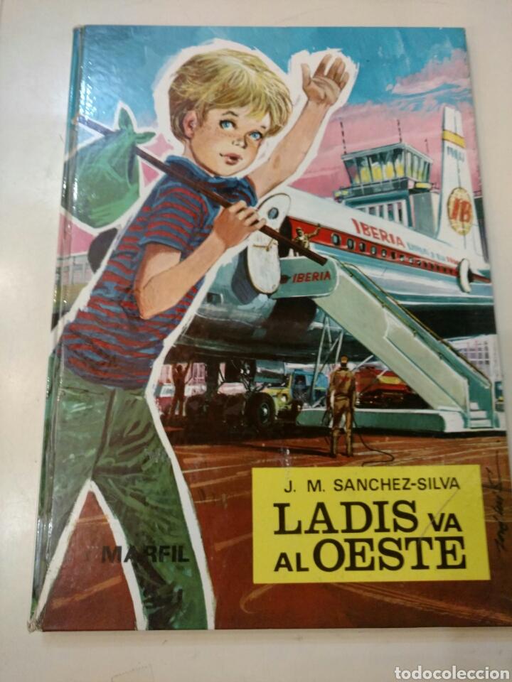 LADIS VA AL OESTE. (Libros de Segunda Mano - Literatura Infantil y Juvenil - Cuentos)