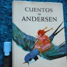 Libros de segunda mano: CUENTOS DE ANDERSEN - JANUSZ GRABIANSKI - NOGUER, 1977. Lote 109025855